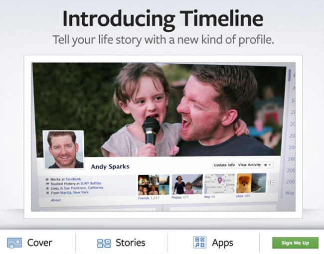 TIMELINE: 6 Tips for updating your Facebook Page
