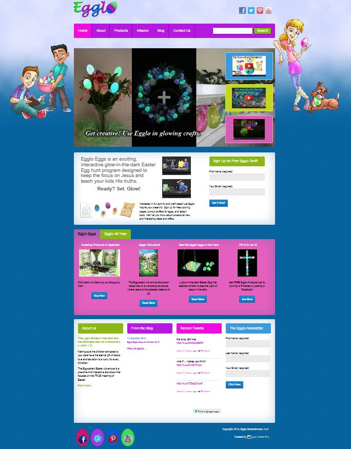 Los Angeles Website Design, Graphic Design, & Websites, LA | GANZ Media