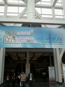 GANZ Media attends BlogWorld 2011 - Social Media Conference