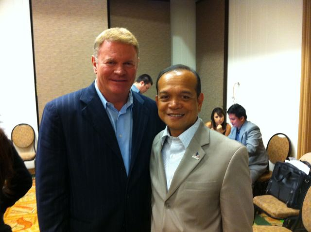 Rene Protacio teams up with Jeff Olson, CEO & Founder of Nerium International and Best-selling Author of the Slight Edge!