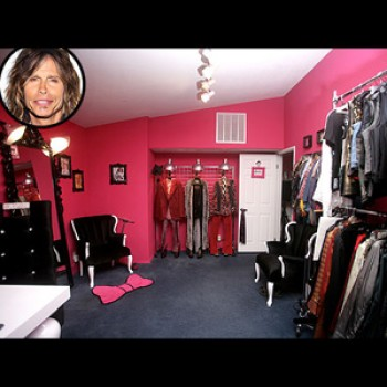 Steven Tyler's American Idol Backstage Bungalow Featuring DRG Furniture